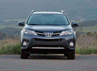 2013 Toyota RAV4 Road Test and Review