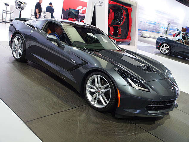 2014 Chevrolet Corvette Stingray Convertible Preview: New York Auto Show