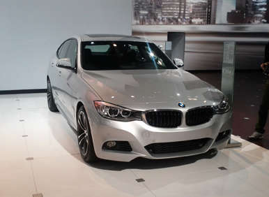 2014 BMW 3 Series Gran Turismo Preview: 2013 New York Auto Show