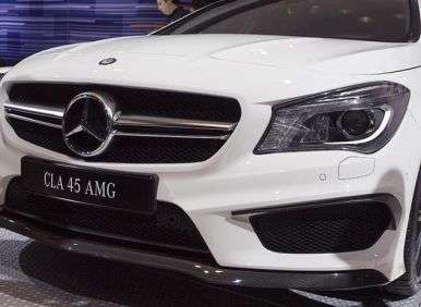 2014 Mercedes-Benz CLA45 AMG Preview: New York International Auto Show