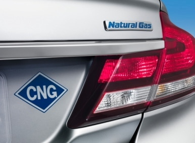 2013 Honda Civic Natural Gas Road Test & Review