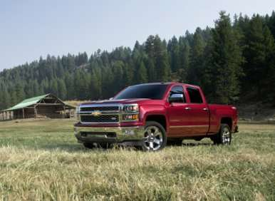 2014 Chevy Silverado Out Ecos the EcoBoost