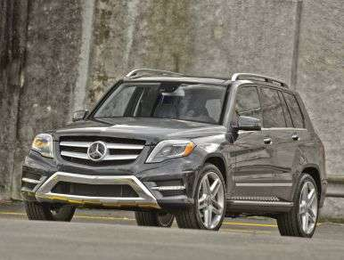 Road Test And Review   2013 Mercedes Benz GLK350 4MATIC