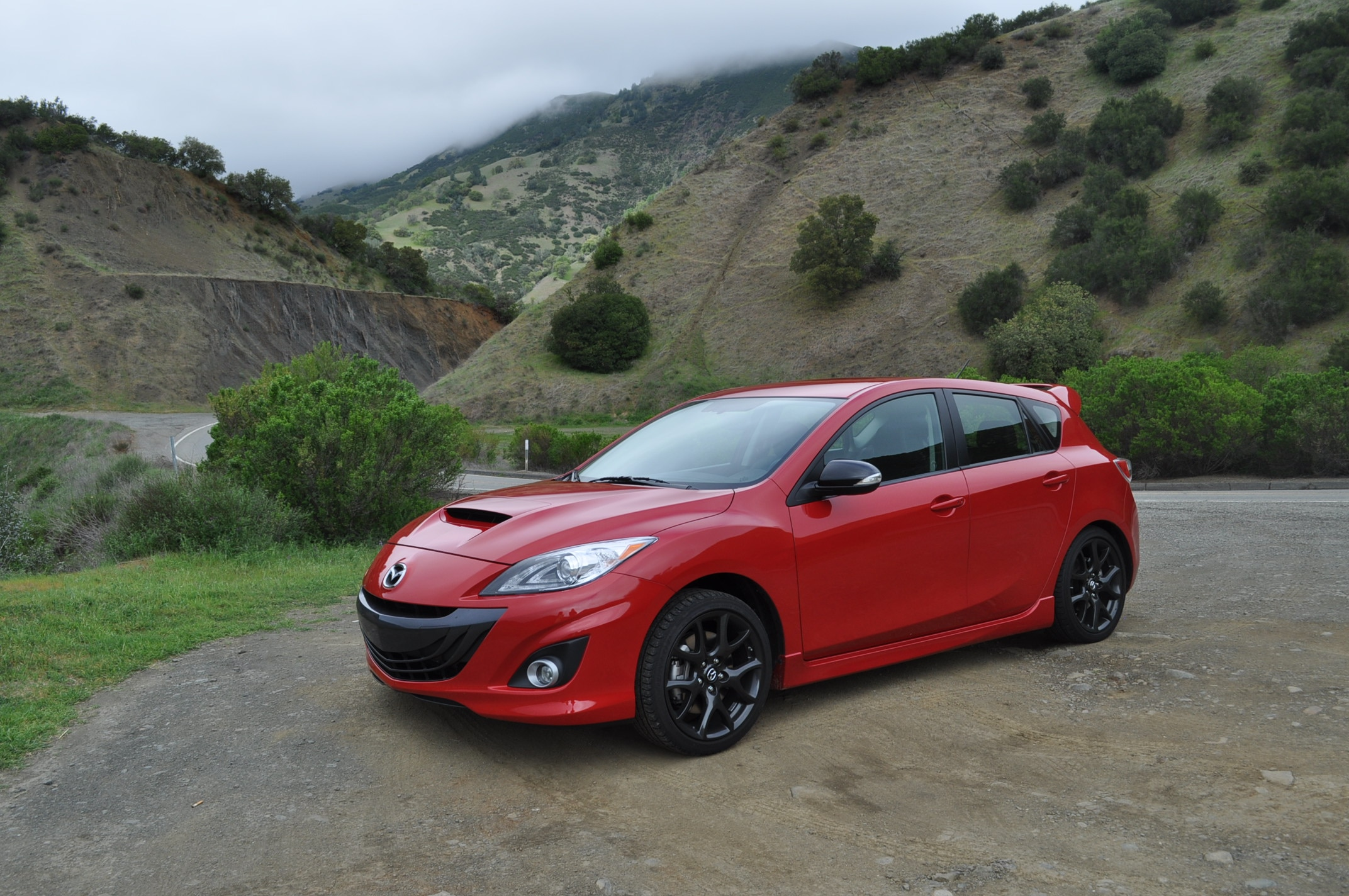 2013 MazdaSpeed3 Road Test and Review