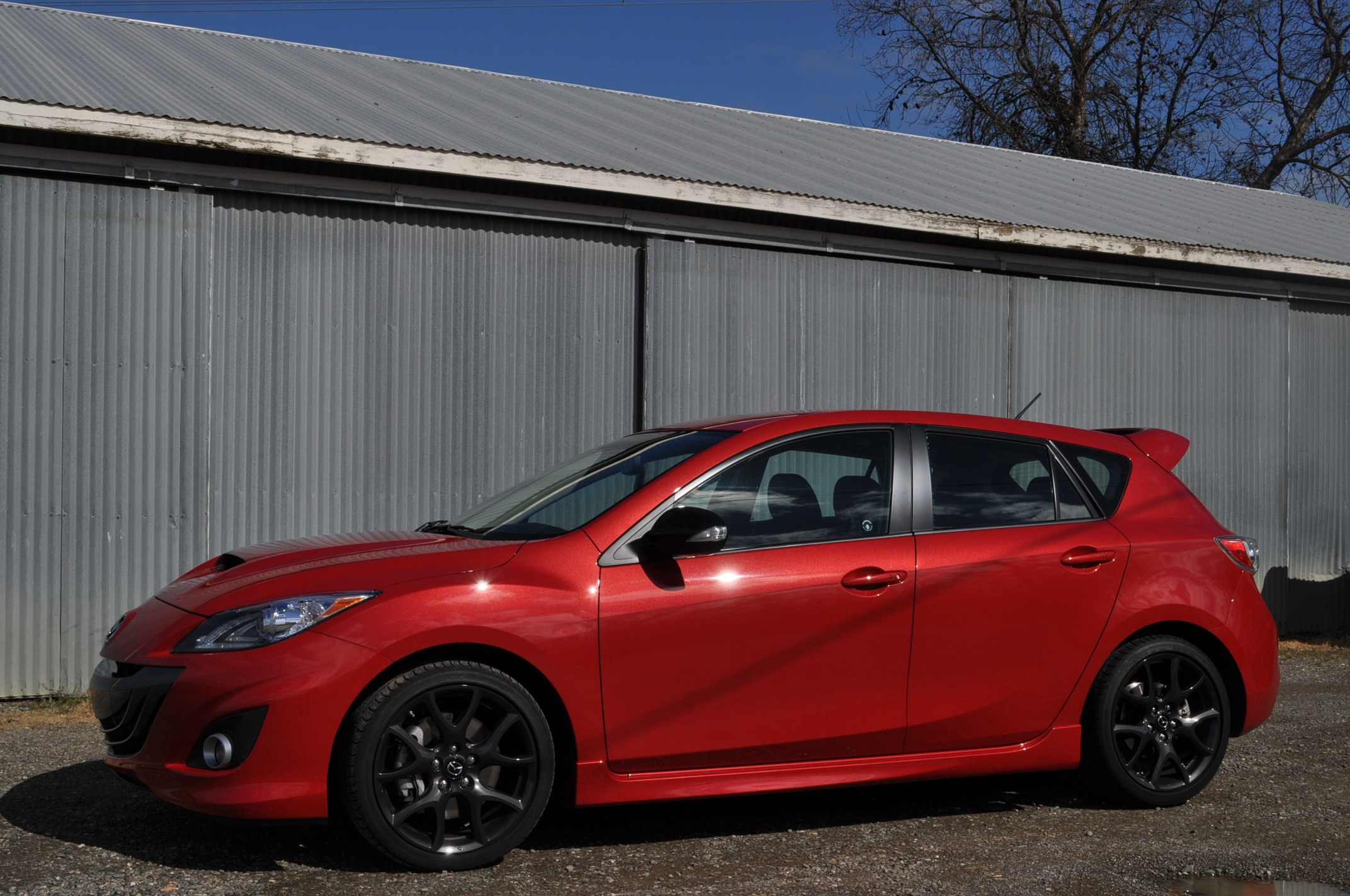 2013 mazdaspeed3 road test and review. Black Bedroom Furniture Sets. Home Design Ideas