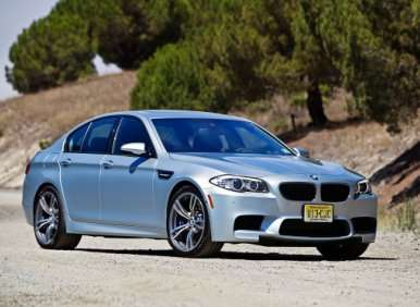 2013 BMW M5 Road Test And Review