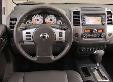 The 2013 Nissan Frontier Delivers Better Fuel Economy