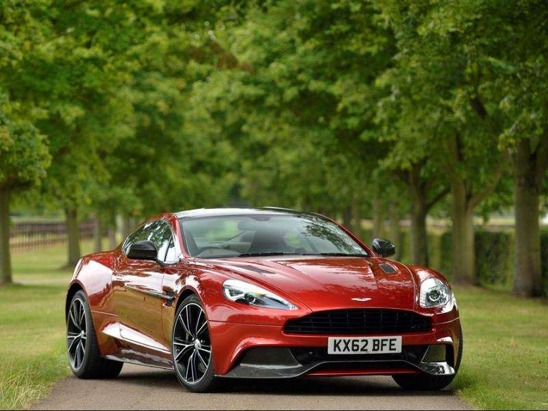 The Top 10 12 Cylinder Cars For 2016