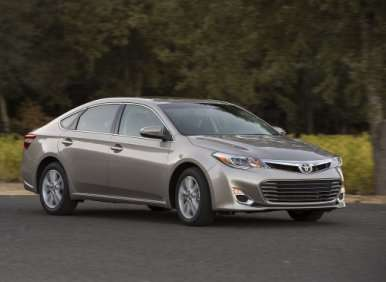 March Auto Sales: Avalon Is The Big Surprise For Toyota
