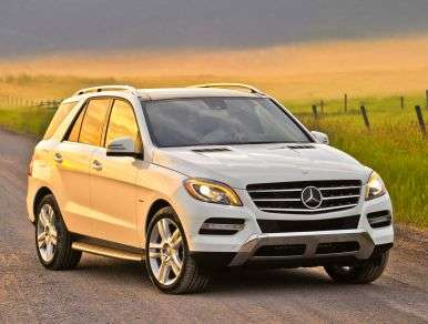 Road Test and Review - 2013 Mercedes-Benz ML350 BlueTEC