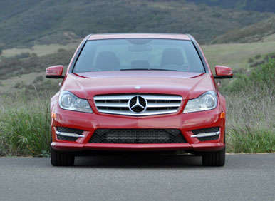 2013 Mercedes-Benz C-Class Road Test and Review