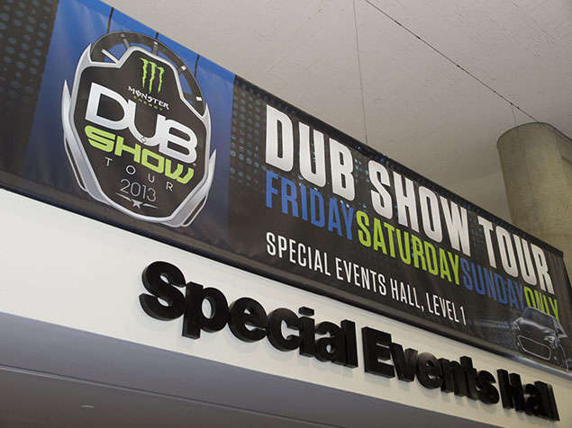 DUB Show Tour at the New York Auto Show
