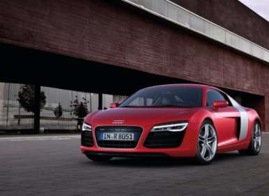 2014 Audi R8 Now On Sale