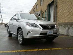 Road Test and Review - 2013 Lexus RX 450h