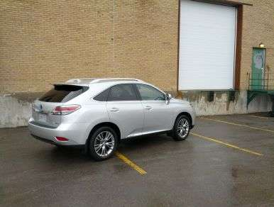 road test and review 2013 lexus rx 450h. Black Bedroom Furniture Sets. Home Design Ideas