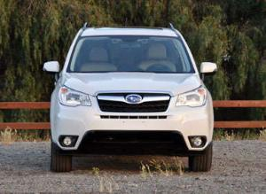 2014 Subaru Forester Road Test and Review