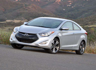 2013 Hyundai Elantra Coupe Road Test And Review: Models And Prices