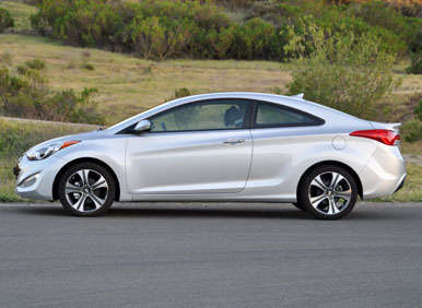 2013 Hyundai Elantra Coupe Road Test And Review: Pros And Cons