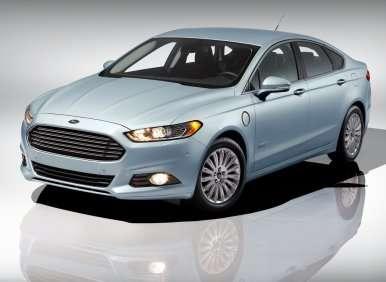 American Hybrid Cars 06 2017 Ford Fusion Energi