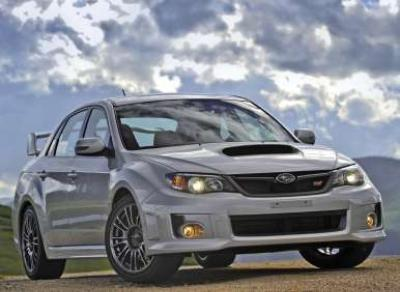 2013 Wrx Sti >> 2013 Subaru Impreza Wrx Sti Road Test And Review Autobytel Com