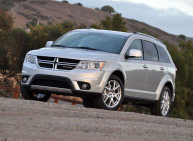 2013 Dodge Journey Road Test And Review Autobytel Com