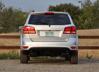 2013 Dodge Journey Road Test and Review  Autobytelcom