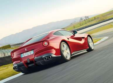 10 Things You Need To Know About The 2013 Ferrari F12berlinetta
