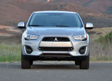 2013 Mitsubishi Outlander Sport Road Test and Review