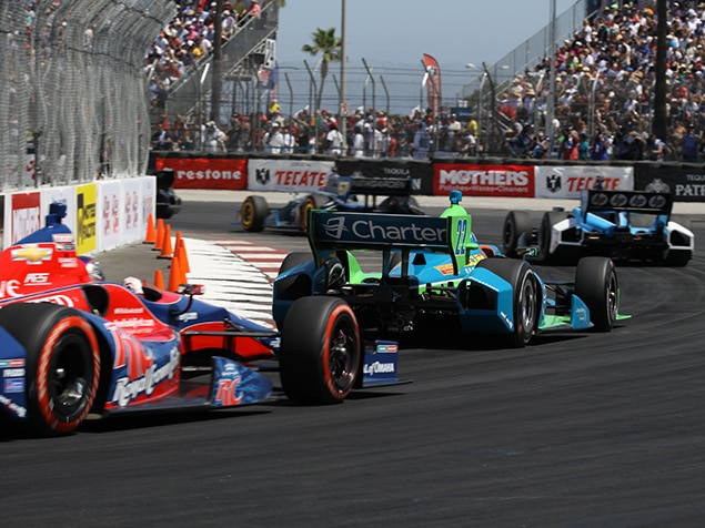 2013 IZOD IndyCar Gallery Long Beach Grand Prix