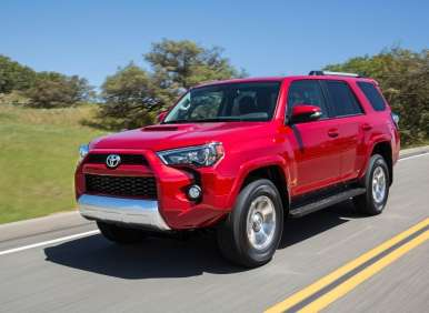 Toyota Adds More Ruggedness With The 2014 4Runner