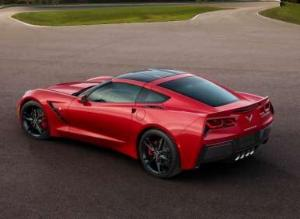 2014 Chevrolet Corvette Stingray Stickered at $51,000