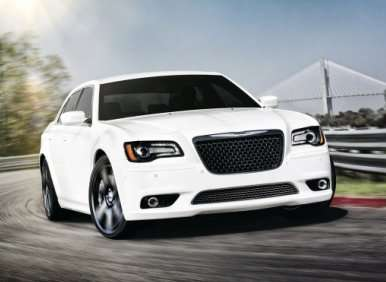 2013 Chrysler 300 SRT8 Road Test & Review