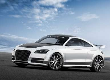 Audi To Show Off A Lightweight TT Concept At The 2013 Worthersee Tour