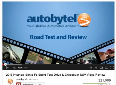 Autobytel YouTube Channel Tops 15 Million Views