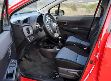 2013 Toyota Yaris Road Test And Review Autobytel Com