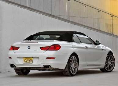 2013 Bmw 650i Convertible Road Test Amp Review Autobytel Com