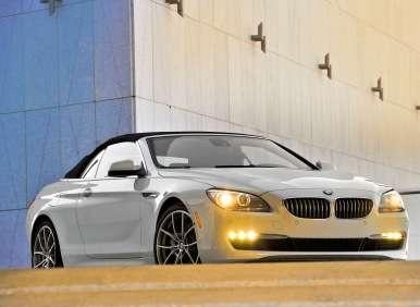 BMW I Convertible Road Test Review Autobytelcom - 2013 bmw 650i convertible