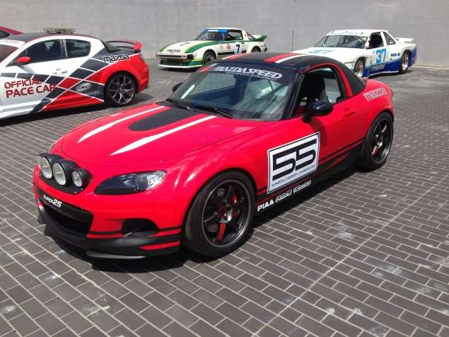 Mazda Motorsports Open House | Autobytel.com