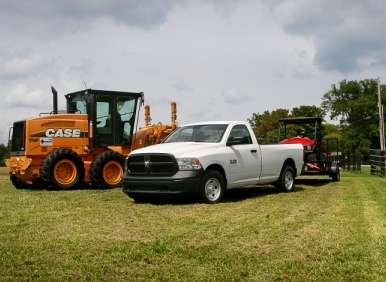 2013 Ram 1500 Shows off Commitment to Horse Power