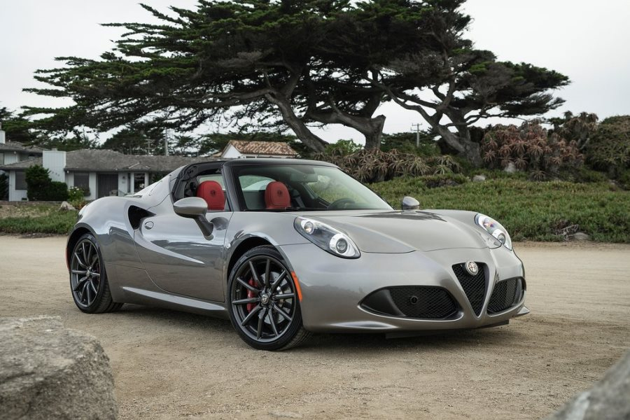 Top Rated Sports Cars. Back To The Article; Next Article. Alfa Romeo 4C  Spider