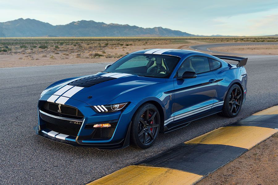 2020 Ford Shelby GT 500