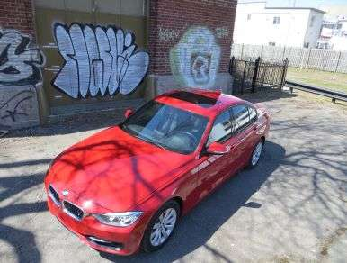 Road Test and Review - 2013 BMW 335i xDrive