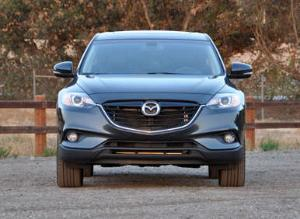 2013 Mazda CX-9 Road Test and Review