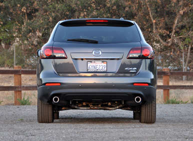 2013 Mazda CX 9 Road Test And Review: Final Thoughts