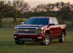 2014 Chevy Silverado High Country Will Top Next-gen Lineup