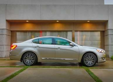 2014 Kia Cadenza Caters to Customers with Complimentary Maintenance