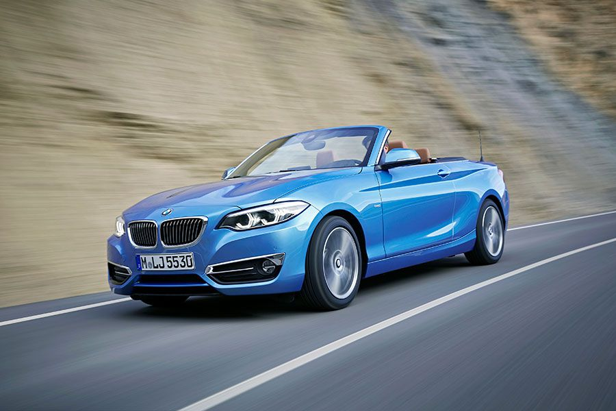 The Fastest Convertibles Under 50 000