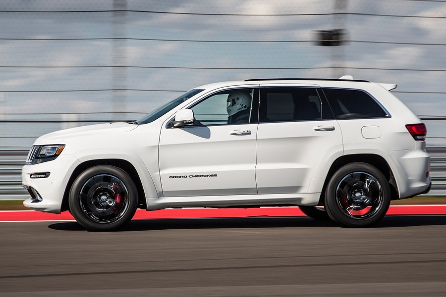 Jeep Grand Cherokee/Grand Cherokee SRT