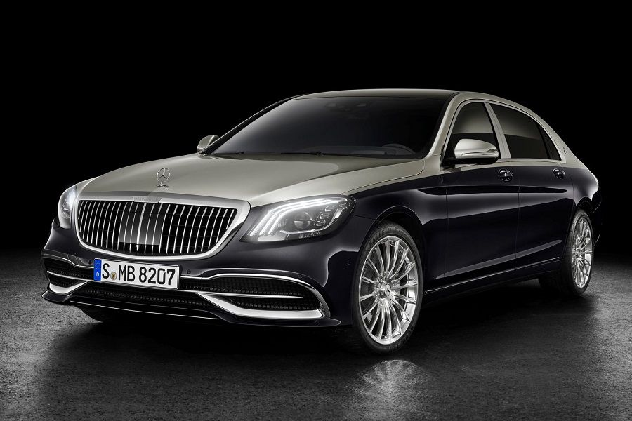 2020 Mercedes-Maybach S 650