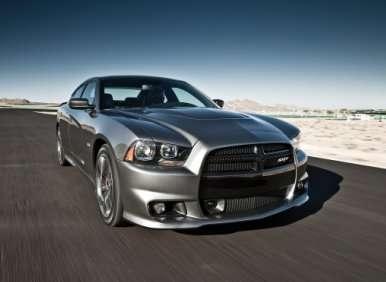 2013 Dodge Charger SRT8 Road Test & Review | Autobytel.com